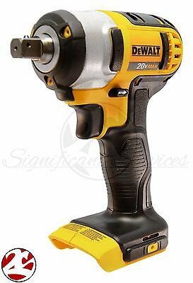 "New DeWALT DCF880 DCF880B 20V 20 Volt MAX 1/2"" Detent Pin Cordless Impact Wrench"