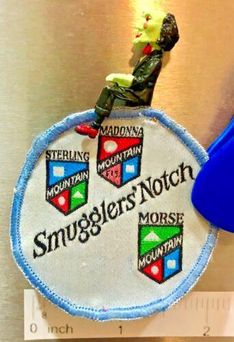 SMUGGLERS NOTCH ~ Ski Patch ~ Cambridge, VT ~ (#08)