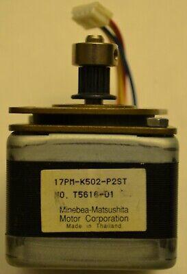 Minebea-matsushita 17pm-k502-p2st Stepper Motor No. T5616-01