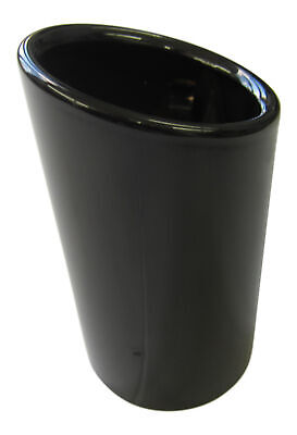 Original Qualität 66-72mm viele Fahrzeuge 1x Premium Endrohr in Schwarz Auspuff