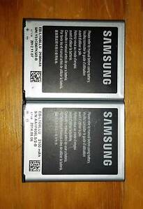Samsung galaxy S3 batteries 2100mAh Valley View Salisbury Area Preview