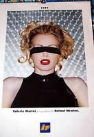 Calendario Valeria Marini Libri Di Fotografia Book Glamour Nude -  - ebay.it