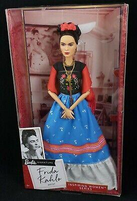 Barbie Signature Inspiring Women Series -  FRIDA KAHLO Mexican Artist