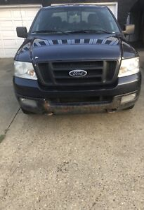 2005 Ford F-150 FX4 Truck 4X4 2 Sets Of Tires