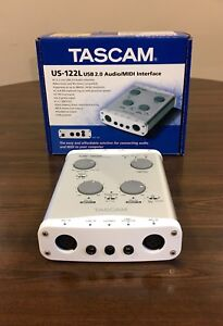 Comme NEUF *** Interface audio UBS - Tascam US-122L