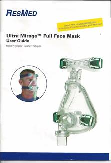 CPAP Full Face Mask Ormeau Gold Coast North Preview