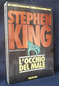 STEPHEN KING: L'OCCHIO DEL MALE
