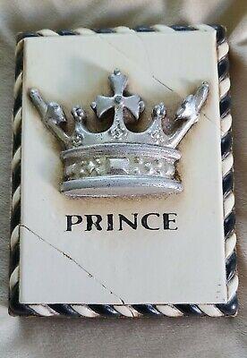 Sid Dickens Prince T58 Memory block ~Retired~
