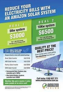 10 KW SOLAR PV SYSTEM - FREE POWER from the SUN only $6,500 Sydney Region Preview