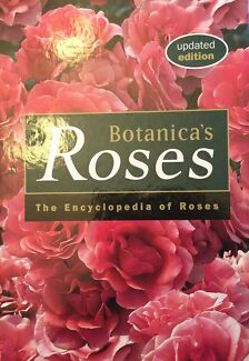 As new Gardening book: 'Botanica's Roses'