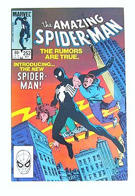Amazing Spider-Man #252 First Symbiote Suit NM- Marvel Comics Key Issue
