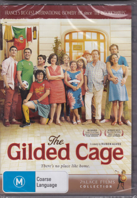 The Gilded Cage - DVD (Region 4 French with English Subtitles)