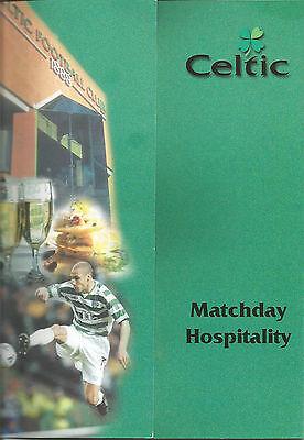 2001/02 League October Celtic v Kilmarnock