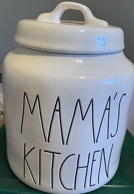 rae dunn large Mama's Kitchen