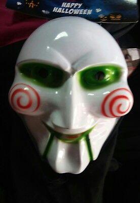 Maschera HALLOWEEN Carnevale SAW HORROR
