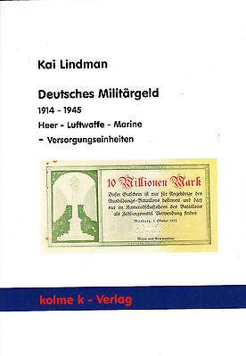 5006: Deutsches Militärgeld 1914 -1945, Kai Lindman