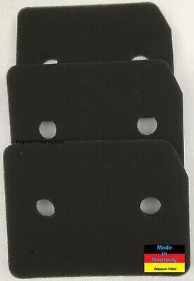3 x Miele Schwammfilter 9164761  Sponge Wärmepumpentrockner