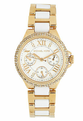 Michael Kors MK5945 Mini Camille Gold Glitz Womens Watch