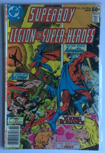 Superboy #236 (Feb 1978, DC)