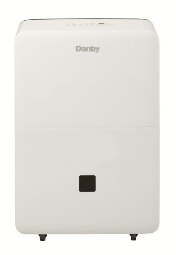 Danby 50 Pint 3000 sq. ft. 2-Speed Dehumidifier