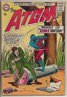 DC Comics Atom #14 September 1964 VF