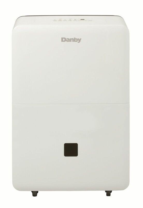 Danby 30 Pint 2-Speeds Portable Dehumidifier  w/ Auto De-icer