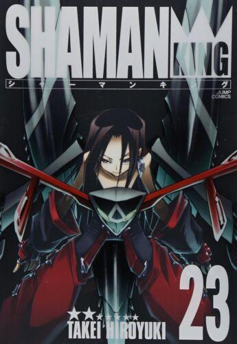 Hiroyuki Takei manga: Shaman King Kanzenban vol.23 Japan