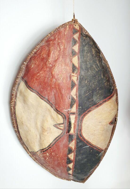 Maasai Antique Shield Kenya East Africa