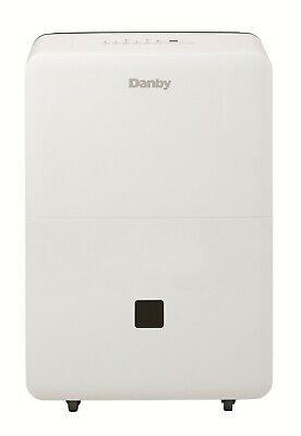 Danby 50 Pint Dehumidifier with Pump DDR050BJPWDB