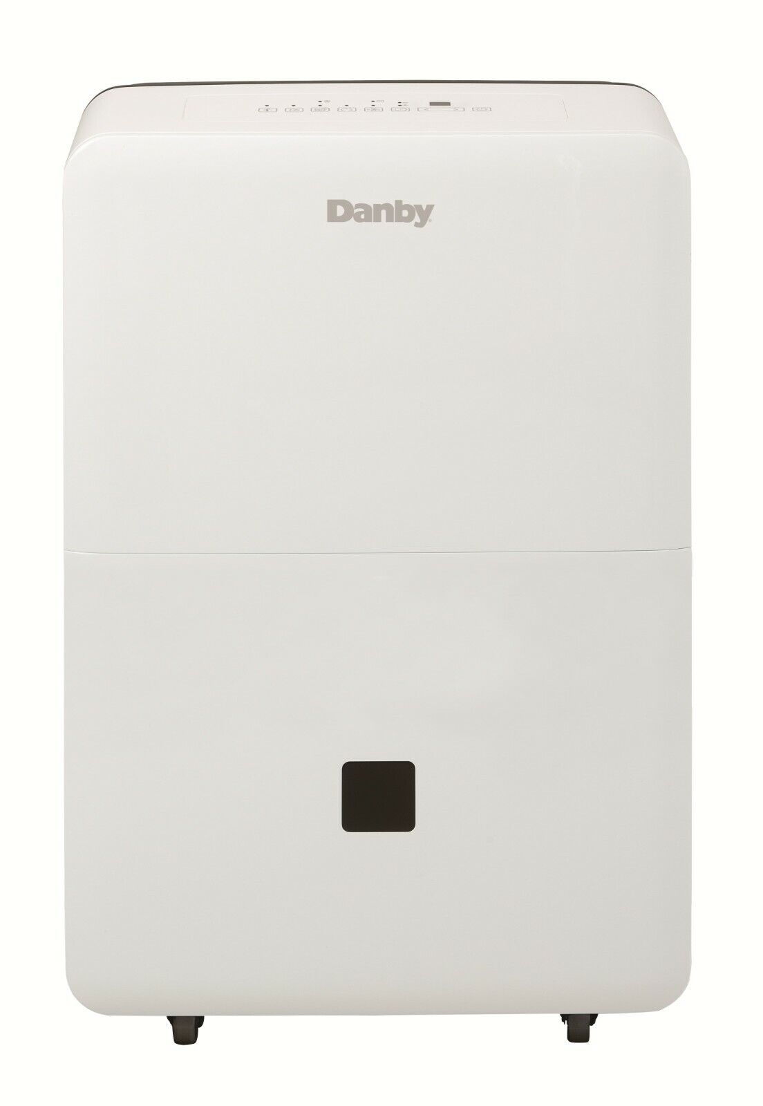Danby 50 Pint Dehumidifier with Pump DDR050BJPWDB