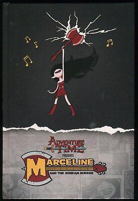 Adventure Time Marceline and The Scream Queens Hardcover HC Princess Bubblegum](The Bubblegum Princess)