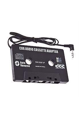 BLACK IN CAR CASSETTE TAPE ADAPTER FOR MP3 IP hone od NANO CD CASSETE NEW