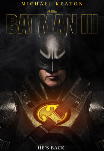 Michael Keaton 1989 Batman Life Size Bust 1:1 Resin Movie Prop Replica