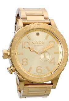 Wanted: GOLD NIXON CHRONO