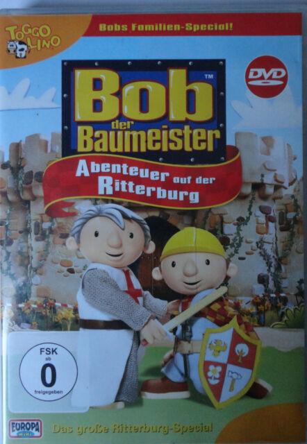 Bob der Baumeister DVD Abenteuer auf der Ritterburg