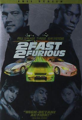 2 Fast 2 Furious (DVD, Full Screen) NEW