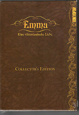 Emma. Eine viktorianische Liebe. Collectors Edition. Tokyopop.