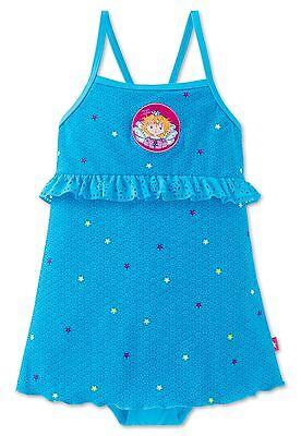 Schiesser Badeanzug Mädchen Sonnenschutz UV Schutz 40 + Prinzessin Lillifee NEU