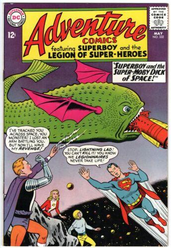 Adventure Comics #332 Fine+