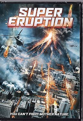 Super Eruption (DVD) super volcano under Yellowstone