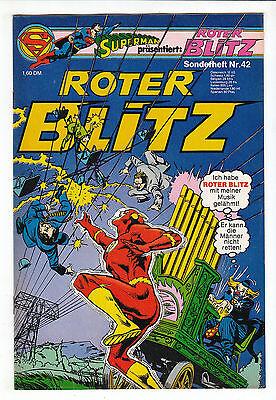 Roter Blitz 1979 Nr.42 Ehapa Verlag im guten Zustand !!!