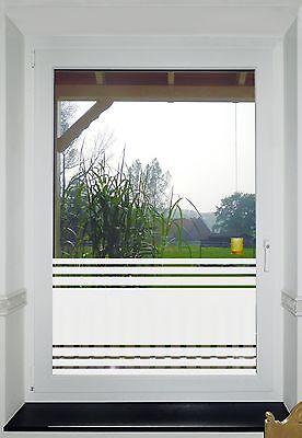 Fensterfolie Glasdekorfolie Sichtschutzfolie Sonnenschutz