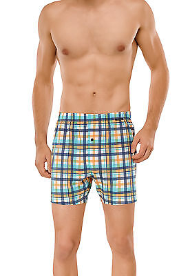SCHIESSER Herren Boxershorts Shorts Gr 5-14 M-6XL Unterwäsche Unterhosen  ()