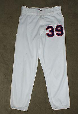 1988 Glen Rosenbaum Chicago White Sox Game-Used Worn Rawlings Baseball Pants