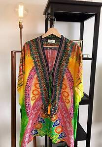 Camilla - Short Lace Up Kaftan Coogee Eastern Suburbs Preview