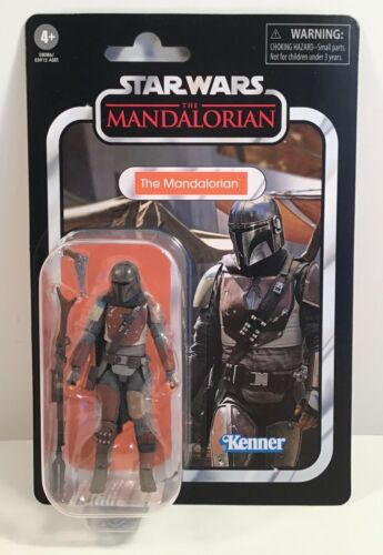 Star Wars Vintage Collection The Mandalorian VC166 Carded figure In-Stock Now!
