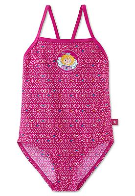 SCHIESSER AQUA LF40+ Mädchen Prinzessin Lillifee Badeanzug Schwimmanzug 98-128