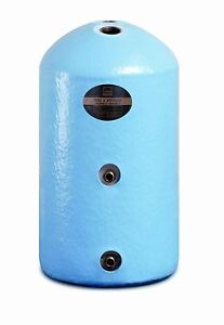 Indirect copper cylinder hot water tank gravity fed ebay for Copper hot water tank