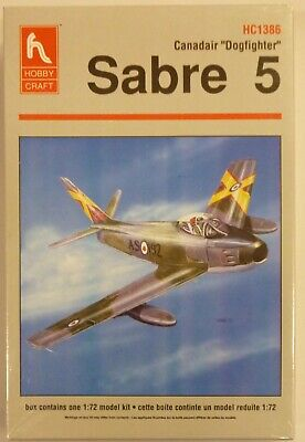 Hobby Craft X-1 First Supersonic 1:72 Model Kit New Sealed in Box