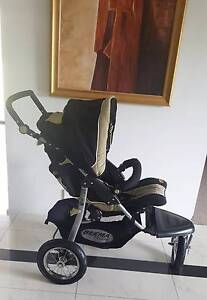Swallow Beema high safety stroller n Pram Berwick Casey Area Preview